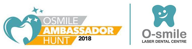 O-smile Ambassador Hunt 2018