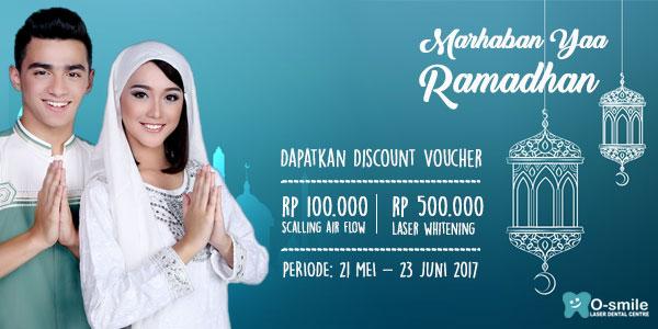 Promo Voucher Ramadhan