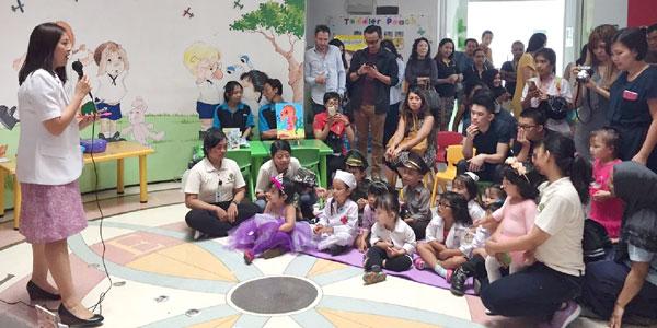 Talk Show Kesehatan Gigi Anak O-smile Cabang Bali