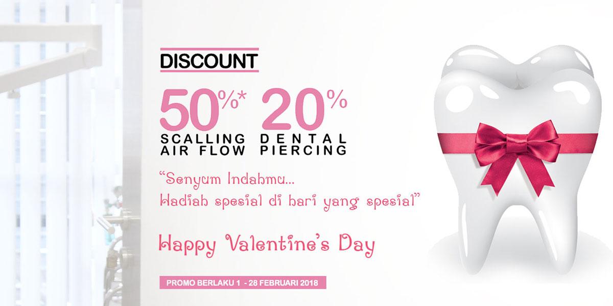 Promo Valentine's Day