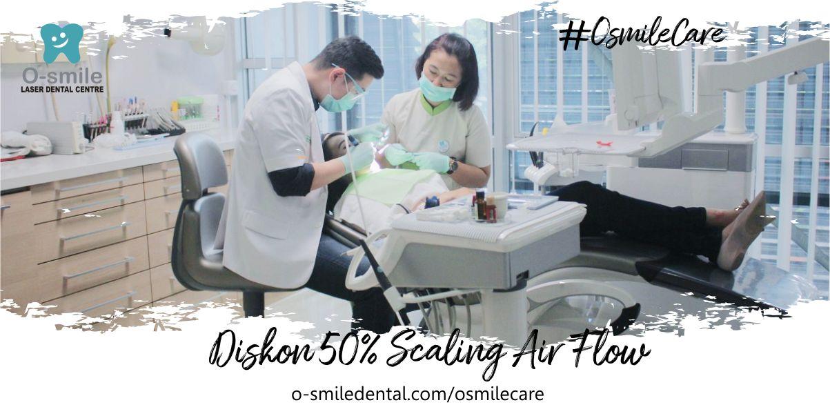 Promo Spesial Ramadhan: Diskon 50% Scaling Air Flow