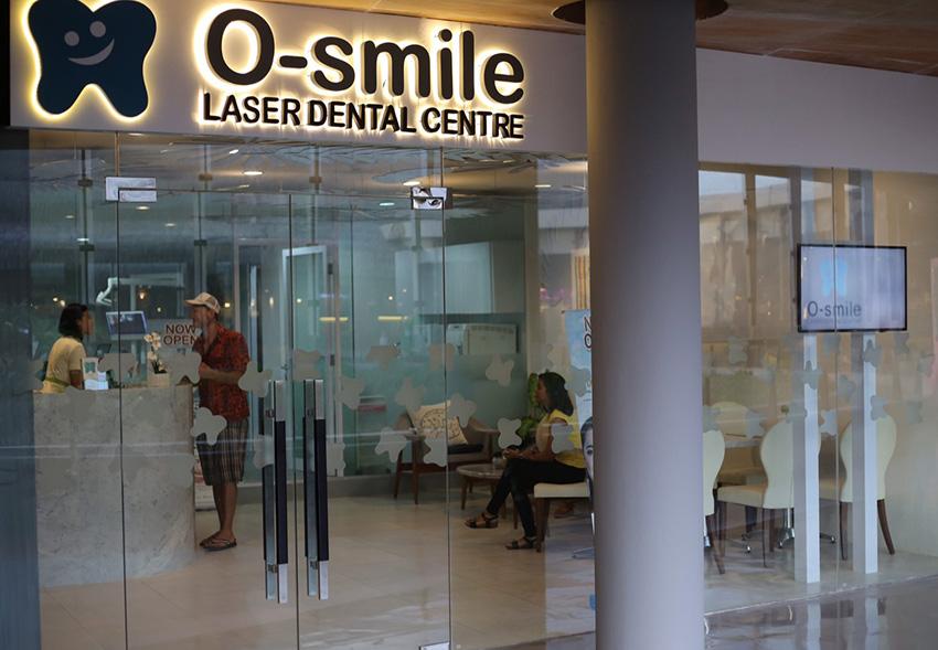 Klinik O-Smile Cabang Beachwalk Bali
