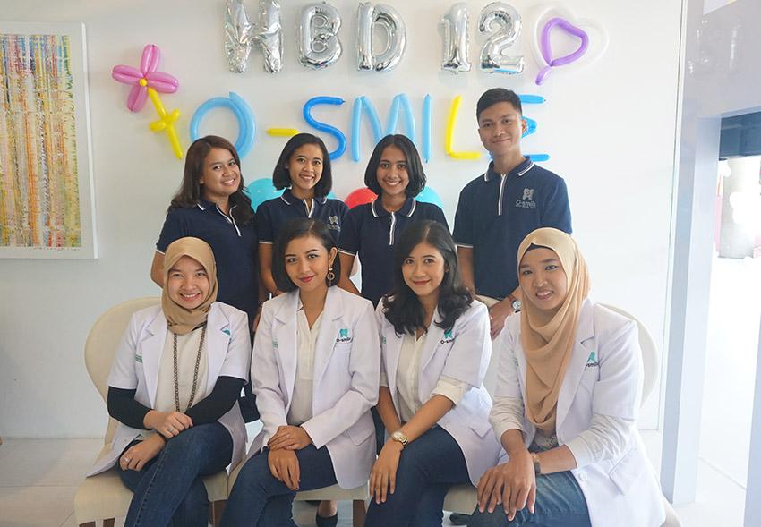 Dokter O-Smile Cabang Beachwalk Bali