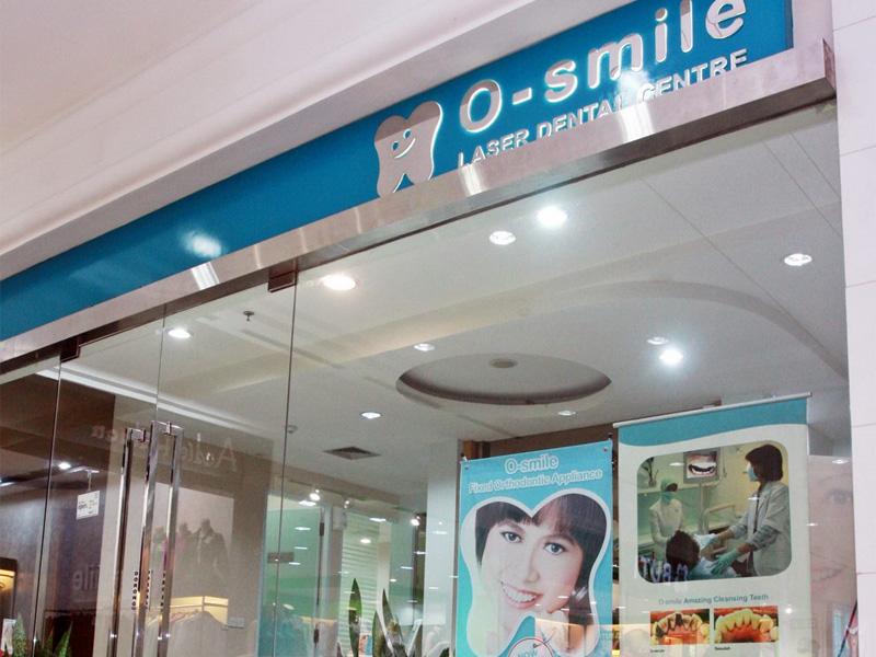 Klinik O-Smile Cabang Ambarukmo plaza Yogyakarta