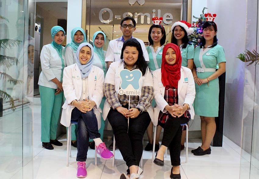 Dokter O-Smile Ambarukmo Plaza Yogyakarta