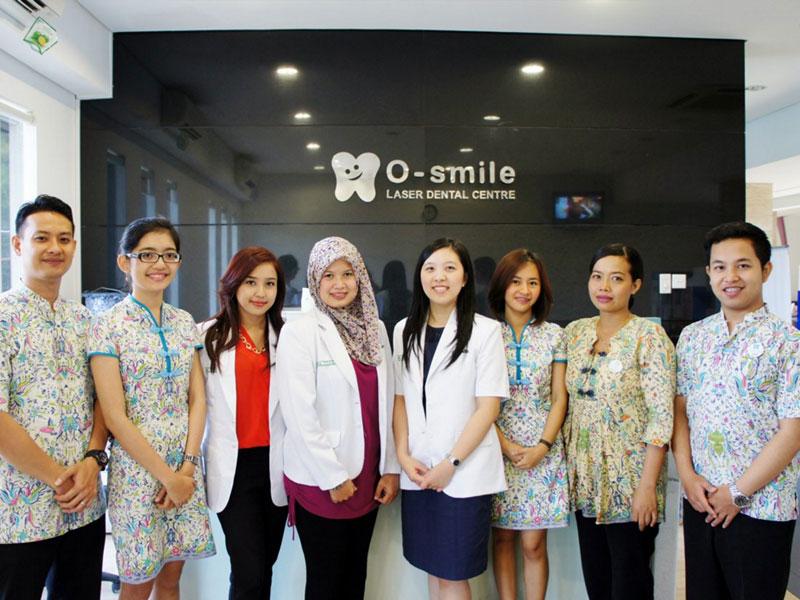 Dokter O-Smile Cabang Renon Bali