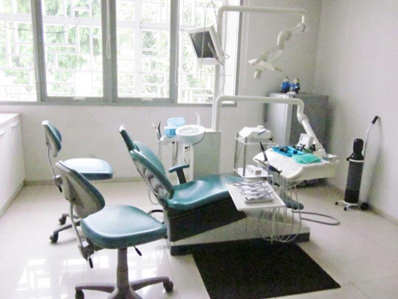 Ruang Perawatan di O-Smile Bekasi
