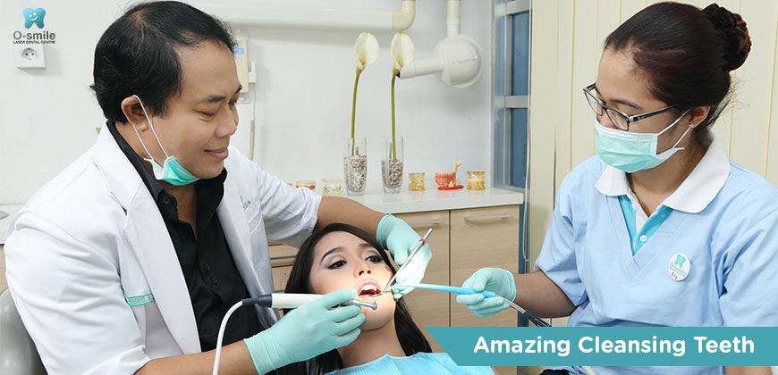 Pembersihan Karang Gigi (Amazing Cleansing Teeth)